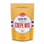 Gluten-free crepes won't leave anyone out of the fun
