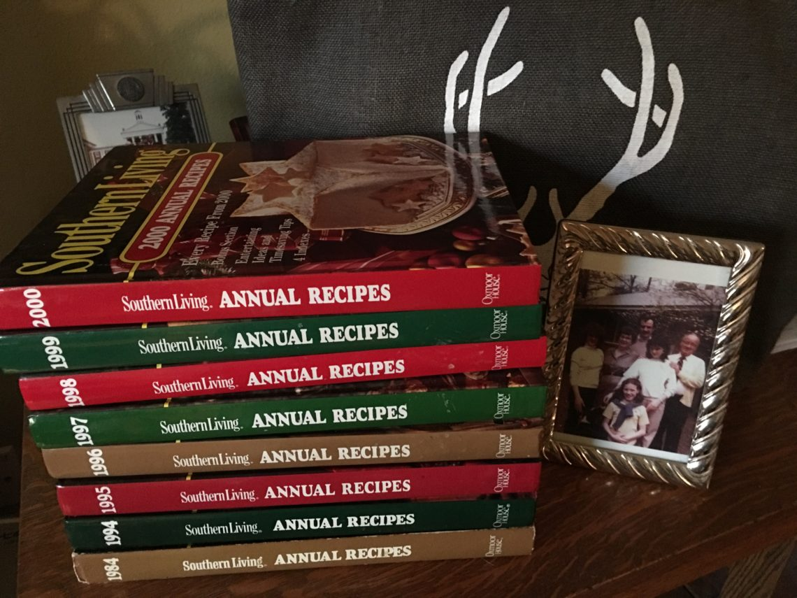 Why Cookbooks Remind Us of Family, Love & Happiness