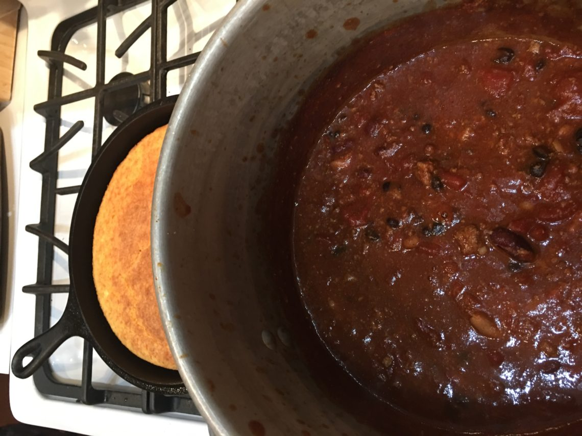 Texas Javelina Chili – Where's the Beef?